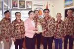 IKTS Terima Kunjungan Konsulat Jenderal RRC Medan