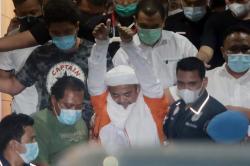 Setelah Sepekan Lebih Berada di Tahanan, Ini Kabar Habib Rizieq Shihab