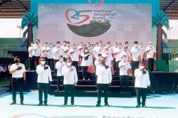 Kebun Sawit PTPN V Terbaik di Indonesia