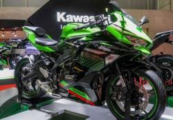 Pekan Depan, Kawasaki Ninja ZX-25R Sudah Bisa Dipesan