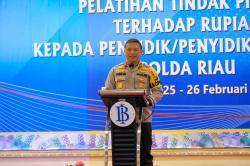 Dua Pelaku Teror Kepala Anjing ke Rumah Humas Kejati Riau Ditangkap