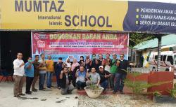 Bantu Atasi Krisis, Komunitas Santri Riau Gelar Donor Darah