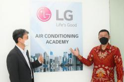 LG Resmikan Air Conditioning Academy