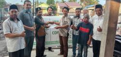 MCCC PD Muhammadiyah Rohil Salurkan Bantuan