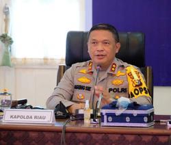 Polisi Gelar Patroli Pengamanan Berskala Besar