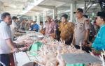 Jelang Nataru, Kapolres Inhil Sidak Ketersediaan Sembako