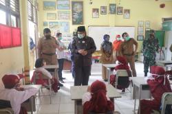 Proses Belajar Tatap Muka SD dan SMP di Siak Berjalan Lancar