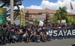 Diancam Dibubarkan, Aksi Bela Jerinx Pantang Mundur