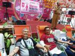 Berhasil Kumpulkan 96 Kantong Darah