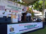 IPHI Silaturahmi Akbar dengan Berbagi Air Zamzam