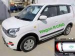 Harga Suzuki Wagon R Bahan Bakar Gas hanya Rp100 Jutaan