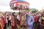 Peringatan Hari Jadi Ke-68 Desa Aliantan Meriah