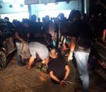 4 Tersangka dengan 10 Kg Sabu dan 30 Ribu Ekstasi Diamankan di Dumai