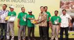 Petani PTPN V Raih Penghargaan ASPEKPIR