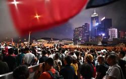 Warga Hongkong Tolak RUU Ekstradisi ke Cina