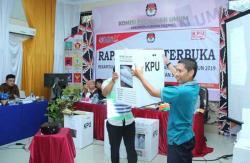 Tokoh Kuansing Apresiasi Pelaksanaan Pleno KPU