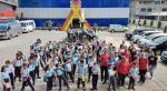 SD Kusuma Antusias Ikuti Riau Pos Education Trip