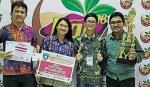 SMA Darma Yudha Juara 1 Lomba Fermentation di Malang