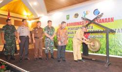 BPN Provinsi Riau Gelar Rakor LP2B