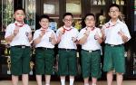 SD Darma Yudha Borong Medali IMSO 2018 di Cina