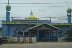 Masjid Baiturrahman Dumai Berdiri Sebelum Kemerdekaan