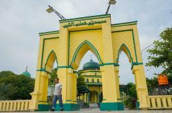 Jelang Seabad Masjid Syahabuddin