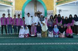 Ramadan 1440 H, Unilak Santuni 60 Anak Yatim Piatu