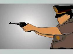 Anggota Polri Tewas Setelah Ditembak Sesama Polisi dengan Senapan Laras Panjang
