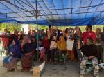 Paslon Sudin Gelar Kampanye Dialogis di Dua Kecamatan