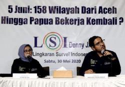 158 Daerah di Indonesia Sudah Siap New Normal