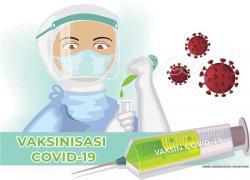 Pekan Depan, Vaksinasi Covid-19 Digelar