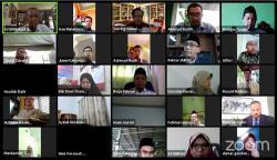 PBA FAI UIR Taja Seminar Internasional Bahasa Arab Daring