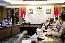 Menko Airlangga dan Ombudsman RI Bersinergi