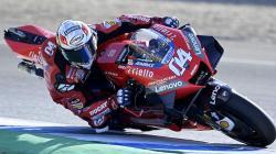 Ducati Umumkan Pisah dengan Dovizioso
