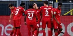 Kalahkan Tuan Rumah Dortmund, Muenchen Mendekati Gelar