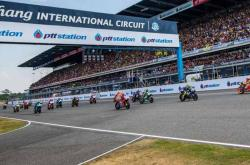 MotoGP Thailand Ditunda karena Wabah Virus Corona
