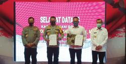 Disaksikan Kabaharkam Polri, PTPN V Jalin Kesepakatan dengan Polda Riau
