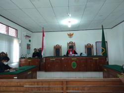 Hakim Kabulkan Permohonan Kepala BPKAD Kuansing Hendra AP