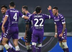 Juventus Dibantai Fiorentina, Ronaldo Tak Terima