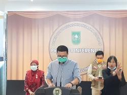 Tiga Digit Positif Corona di Riau, Penambahan Dua Kasus dari Dumai