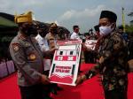 Kampung Tangguh di Riau Optimalkan 130 Polsek, 262 Hektar Lahan dan 92 Poktan