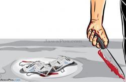 Pembunuh Sopir Taksi Online Ditangkap