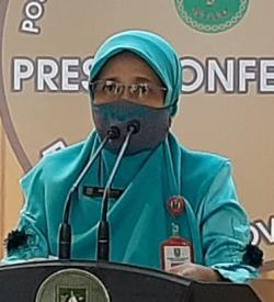 Penambahan Pasien Positif Kembali Meningkat di Riau