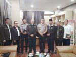 Kapolda Suport Produk UMKM DMDI Riau