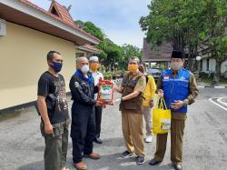 Baznas Riau Salurkan 1.000 Paket Sembako