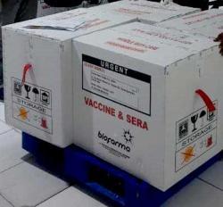 Instalasi Farmasi Tempat Penyimpanan Vaksin Covid-19