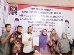 Siti Aisyah Mendaftar ke PKS
