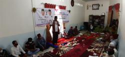Sudin Kampanye Tatap Muka di Bangko