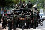 Ribuan Polisi Amankan Situasi Sri Lanka