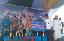 Mandiri Syariah Gelar Serambi Berkah Ramadan 1440 H di Pekanbaru